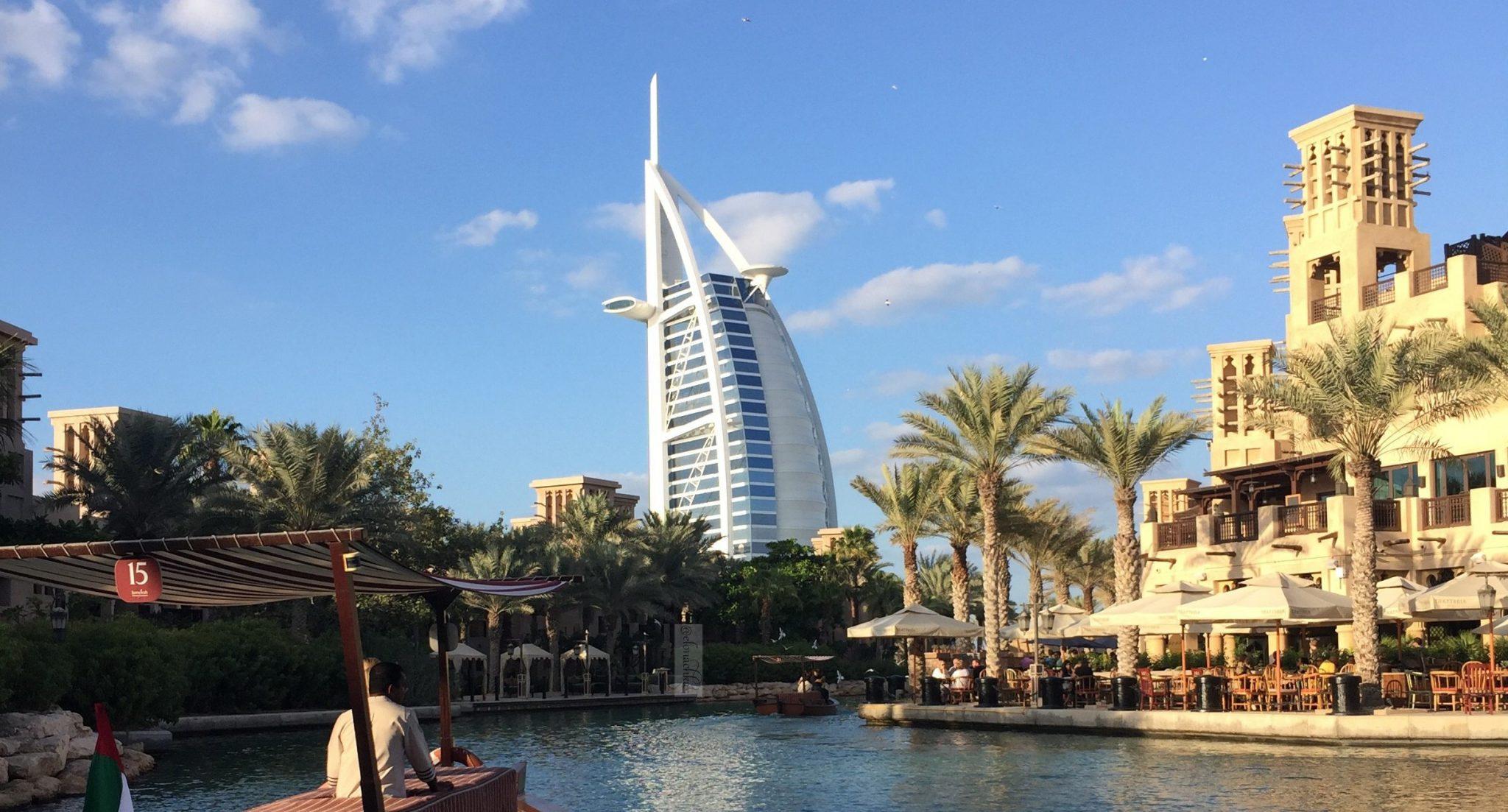 The Emirates Part III