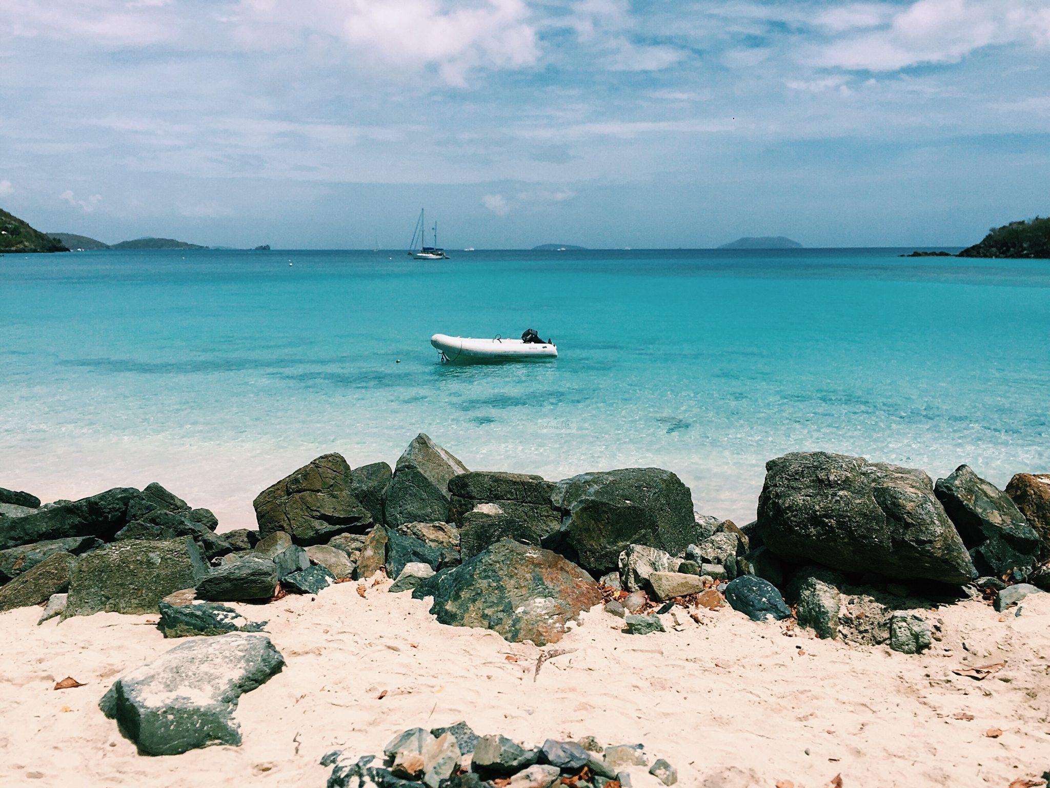 6 Islands, 3 Days.