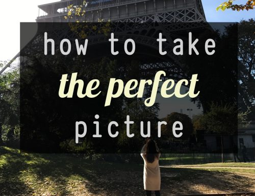 How to take the PERFECT Picture