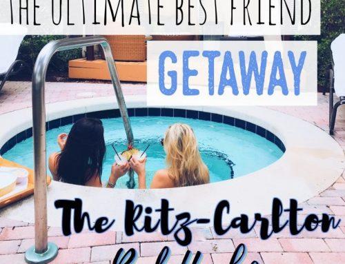 The Ultimate Best Friend Getaway !