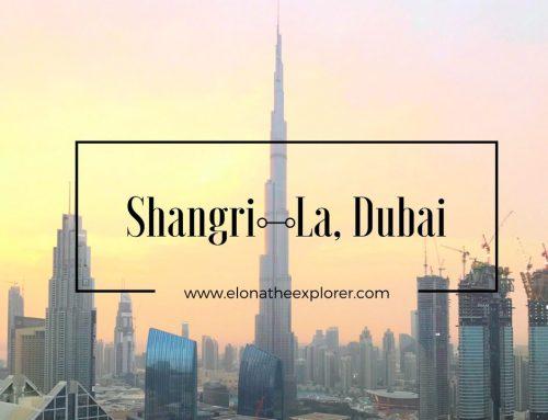 The Shangri-La Dubai