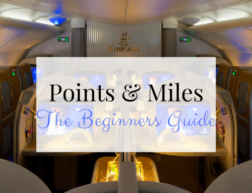 Guest Post: An Introduction to Miles and Points