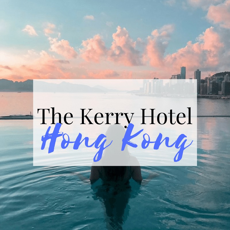 The Kerry Hotel Hong Kong