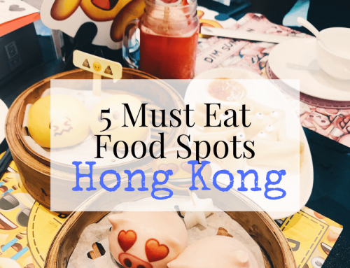 5 Must Eat Food Spots in Hong Kong