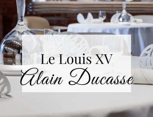 Alain Ducasse's Le Louis XV – Hôtel de Paris