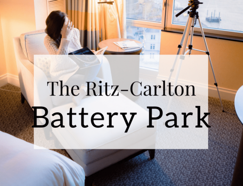 Here's where here you should stay in New York City – The Ritz-Carlton New York Battery Park