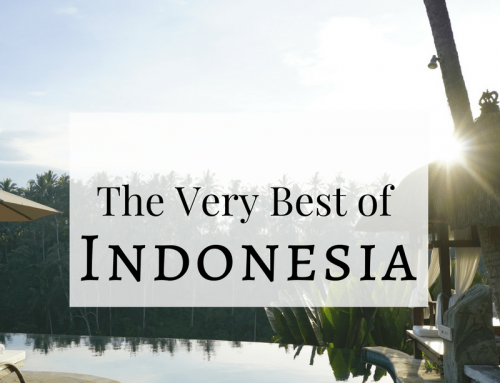 The Very Best of Indonesian Travel