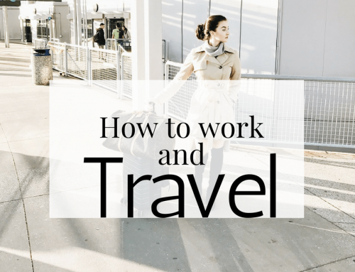 How to Work and Travel Without Your Trip Falling Apart