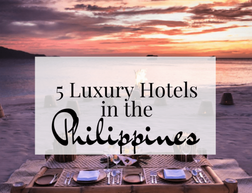 5 Luxury Resorts in the Philippines