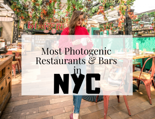 10 of the Most Photogenic Restaurants in NYC!