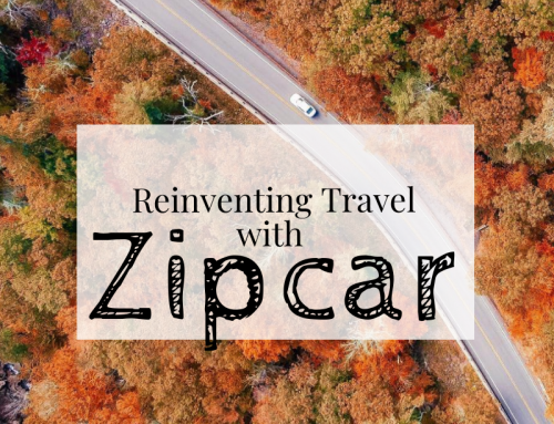 Reinventing the Way You Travel: On-Demand Access to Cars with Zipcar
