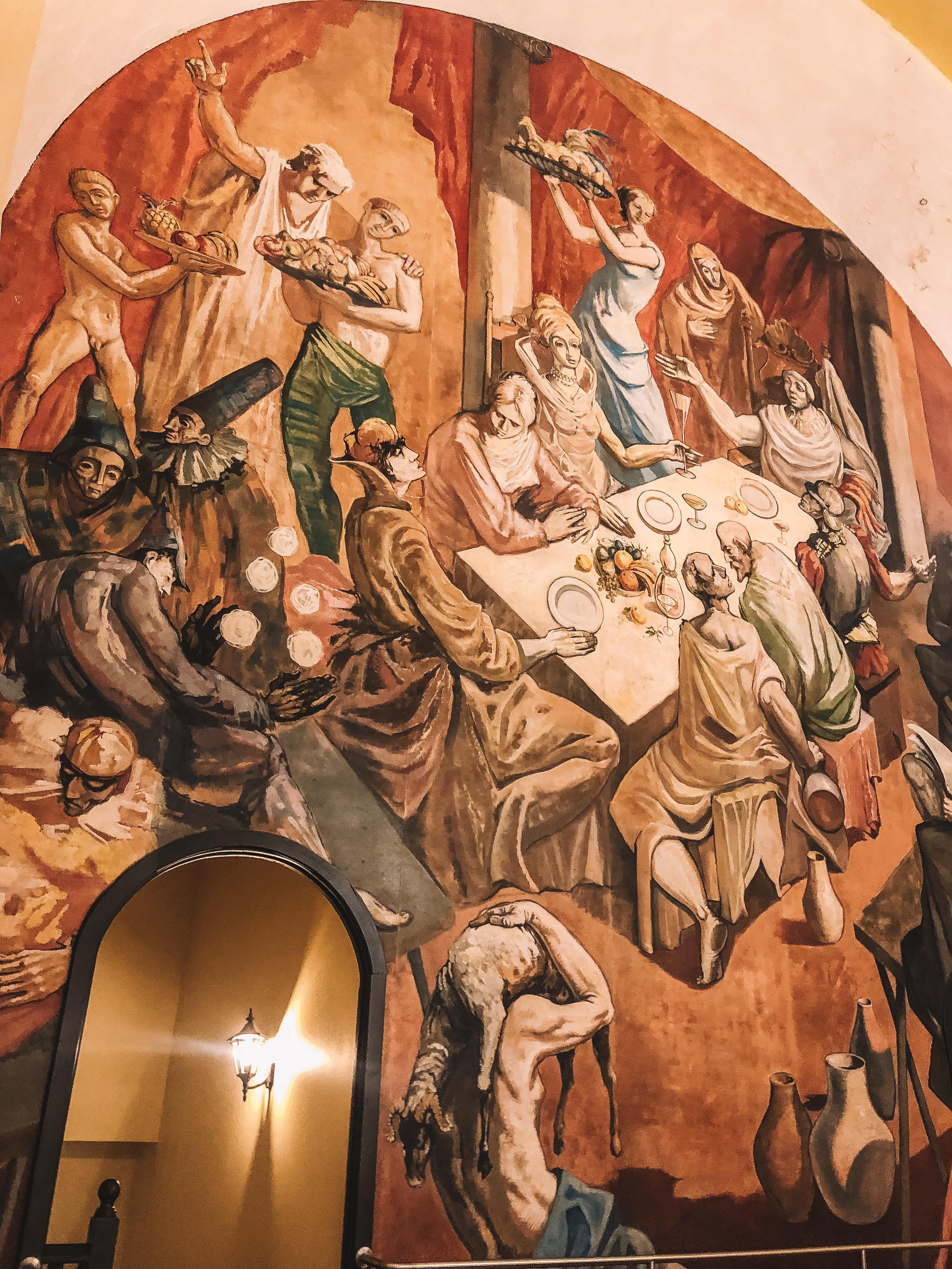 Hotel El Convento Chapel