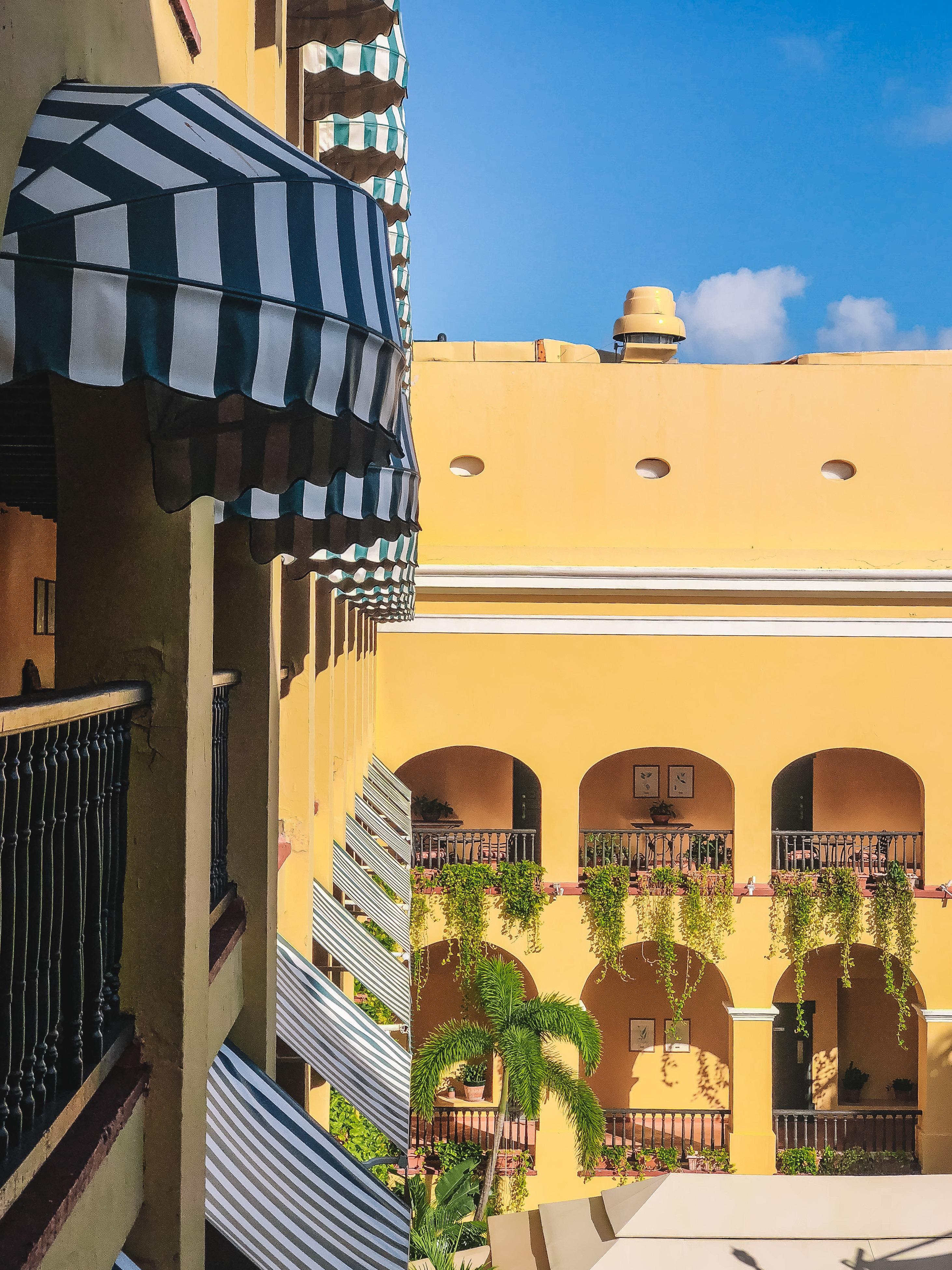 Hotel El Convento Terrace