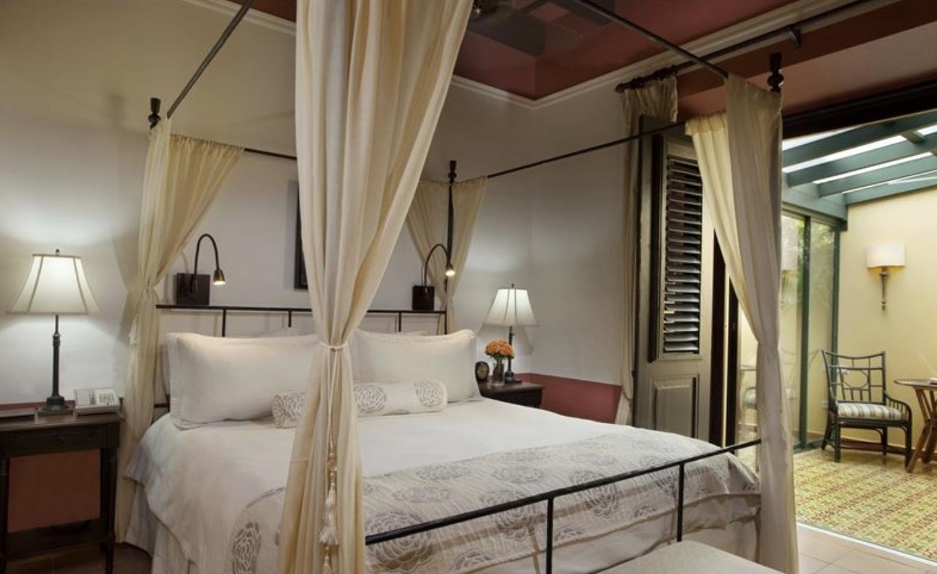 Hotel El Conveto Garden Terrace Room