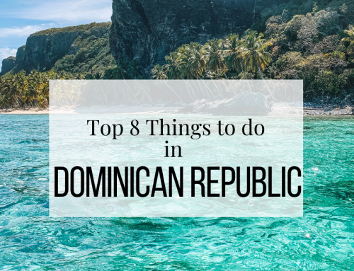 Top 8 Things to do in Dominican Republic's Northeastern Coast