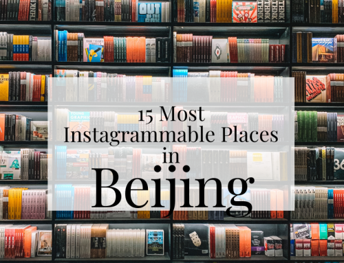 15 Most Instagrammable Spots in Beijing + Beijing Guide!