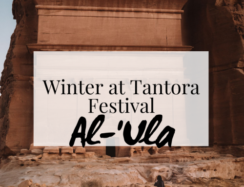 Everything You Need to Know about Winter at Tantora in Al-'Ula, Saudi Arabia