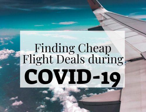 Finding Cheap Flight Deals During the Post Coronavirus Era