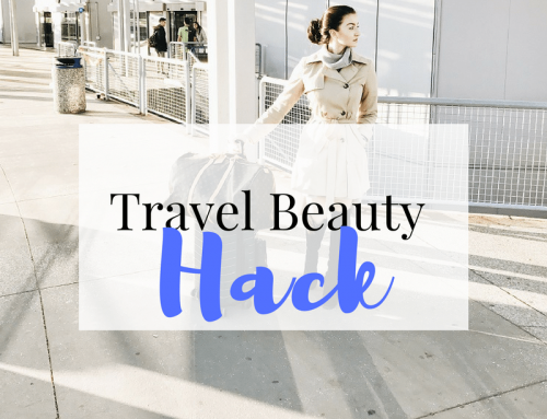 Travel Beauty Routine – Microblading