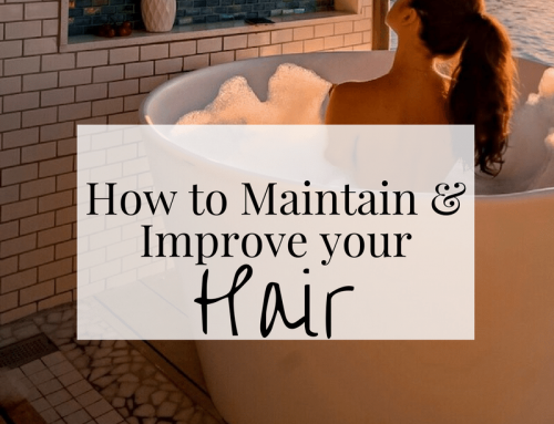 How To Improve and Maintain Your Hair for a Better Travel Experience