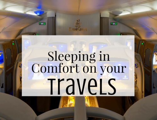 Sleeping in Comfort on your Travels